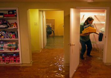 Flood Damage Image