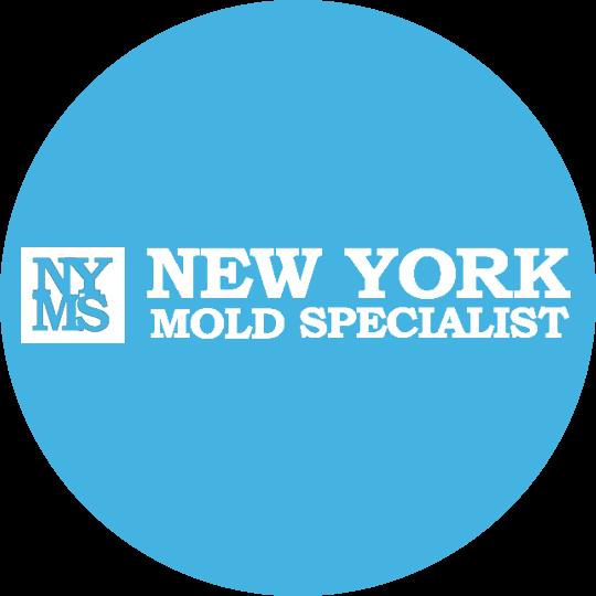 New York Mold Specialist Logo(Round)